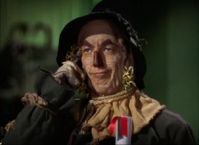 The Scarecrow from The Wizard of Oz